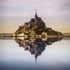 Camp privé du Mont Saint-Michel 2015