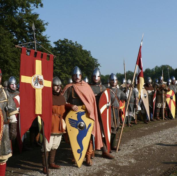 Article Gil Visuel Normand 3 - Les époques reconstituées