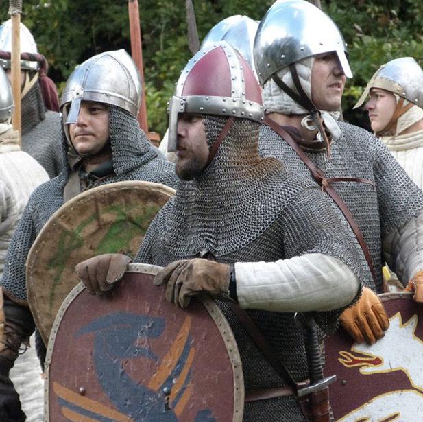 Article Gil Visuel Normand 4 - Les époques reconstituées