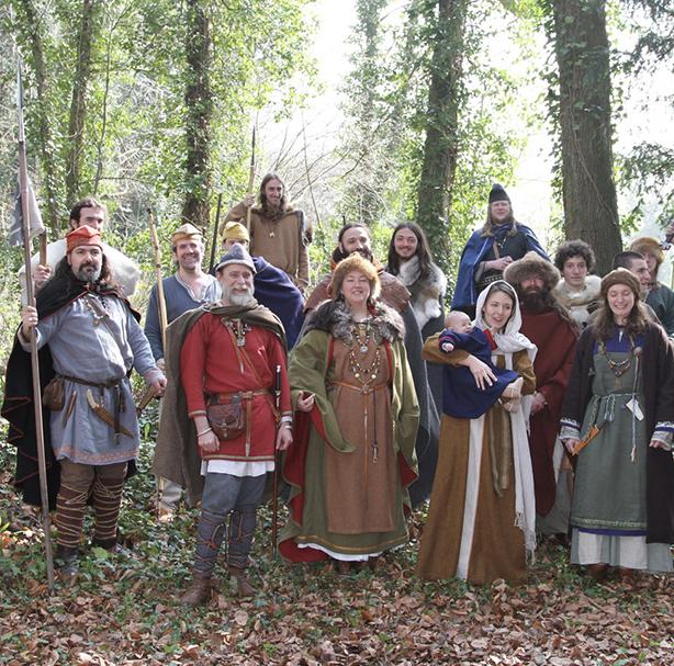 Article Gil Visuel viking 1 - Les époques reconstituées