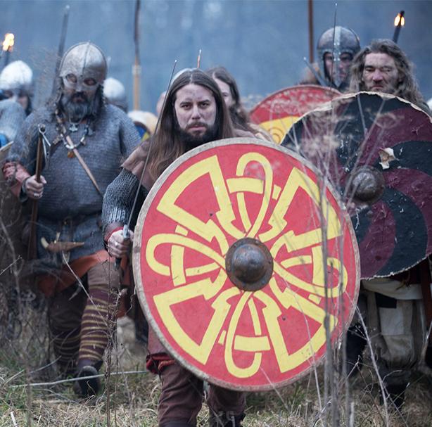 Article Gil visuel viking 2 - Les époques reconstituées