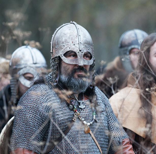 Article Gil visuel viking 3 - Les époques reconstituées