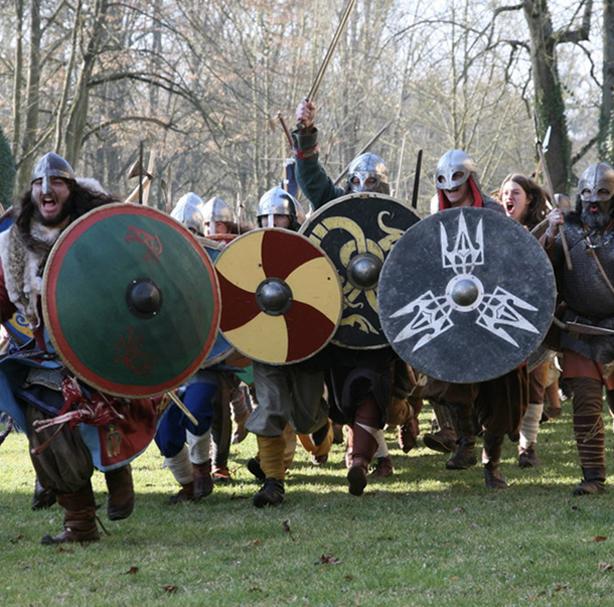 Article Gil visuel viking 4 - Les époques reconstituées
