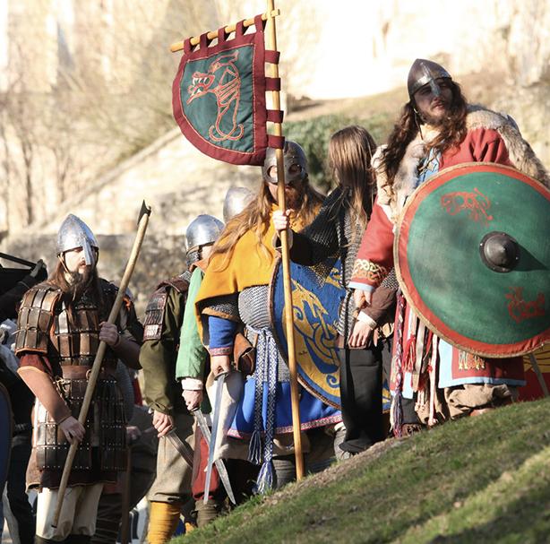 Article Gil visuel viking 5 - Les époques reconstituées